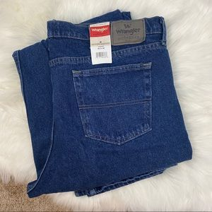 *NEW* WRANGLER Authentics Classic Jean, 42W x 32L